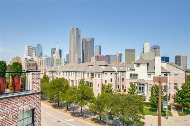 511 S Cesar Chavez Boulevard, Dallas, TX 75201 (MLS #14012546) :: Tenesha Lusk Realty Group