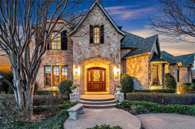 5532 Silver Falls Lane, Frisco, TX 75034 (MLS #14012554) :: Kimberly Davis & Associates