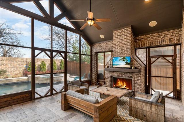 3422 Hickory Grove Lane, Frisco, TX 75033 (MLS #14012822) :: Frankie Arthur Real Estate
