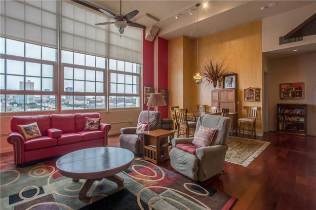 2600 W 7th Street #2700, Fort Worth, TX 76107 (MLS #14013031) :: The Heyl Group at Keller Williams