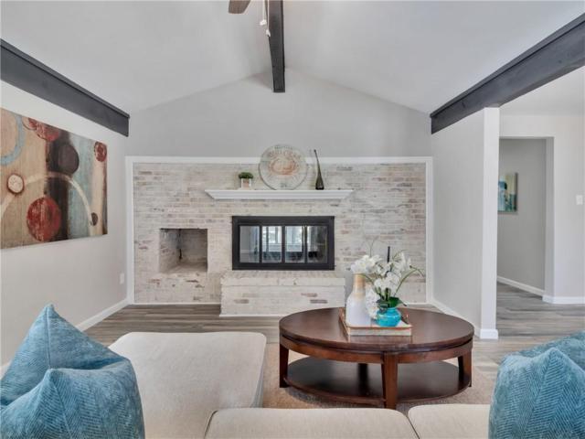 6313 Wallingford Drive, Fort Worth, TX 76133 (MLS #14013077) :: Frankie Arthur Real Estate