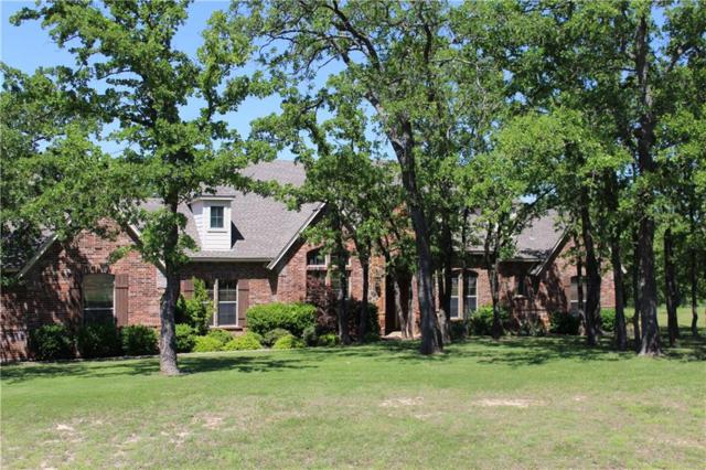 204 Bishop Drive, Weatherford, TX 76088 (MLS #14013725) :: The Sarah Padgett Team