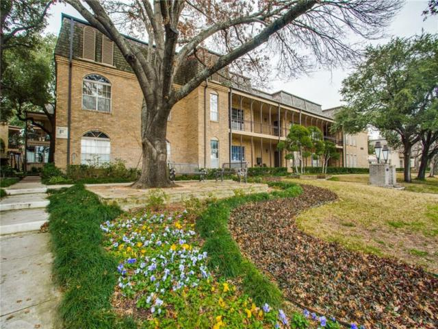 4312 Bellaire Drive S #225, Fort Worth, TX 76109 (MLS #14013841) :: The Rhodes Team