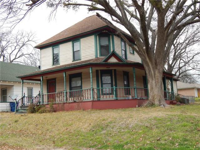 1201 W Main Street, Denison, TX 75020 (MLS #14014040) :: Kimberly Davis & Associates