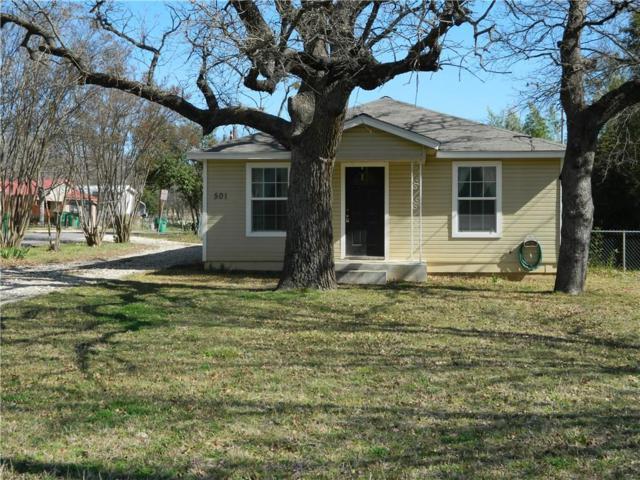 501 Dublin Avenue, Stephenville, TX 76401 (MLS #14014199) :: Kimberly Davis & Associates