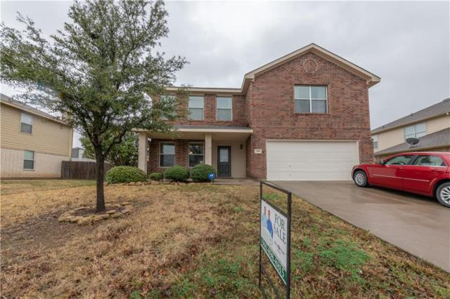 400 Spurlock Drive, Krum, TX 76249 (MLS #14014206) :: North Texas Team | RE/MAX Lifestyle Property