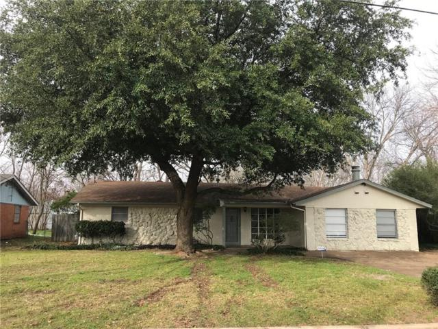 1208 Wade Hampton Street, Benbrook, TX 76126 (MLS #14014318) :: Potts Realty Group
