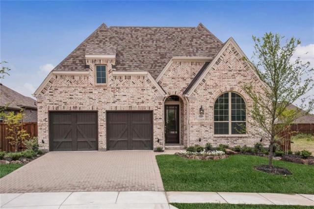 1630 Pebblebrook Lane, Prosper, TX 75078 (MLS #14014412) :: Real Estate By Design