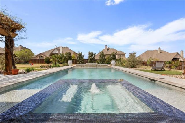 421 Whitley Place Drive, Prosper, TX 75078 (MLS #14014503) :: Kimberly Davis & Associates