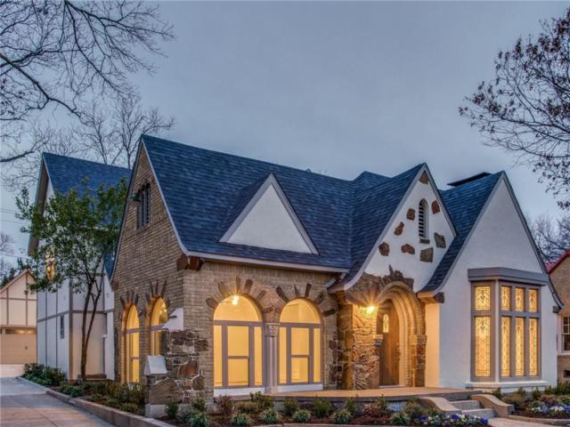 6642 Lakeshore Drive, Dallas, TX 75214 (MLS #14015223) :: Kimberly Davis & Associates