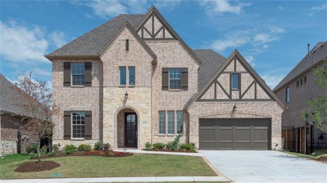 2781 Kingston Street, Prosper, TX 75078 (MLS #14015969) :: Real Estate By Design