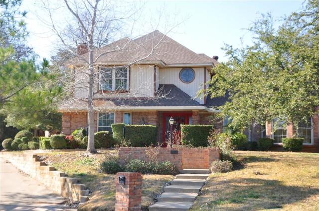 3904 Ashley Court, Colleyville, TX 76034 (MLS #14016037) :: RE/MAX Landmark