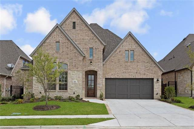 821 Dover Drive, Prosper, TX 75078 (MLS #14016073) :: Lynn Wilson with Keller Williams DFW/Southlake