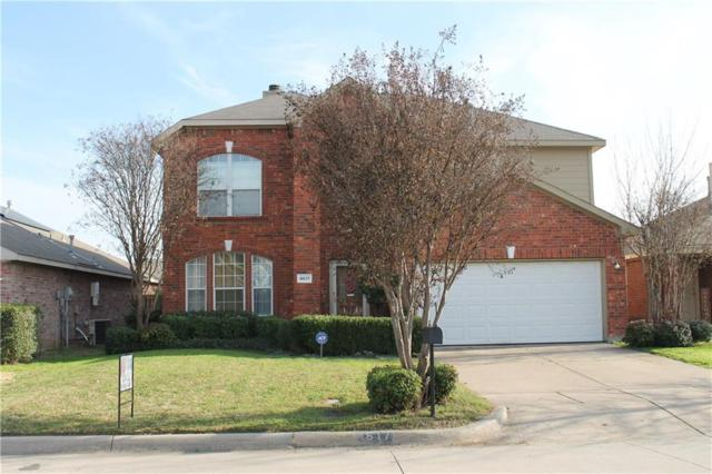 4617 Palm Ridge Drive, Fort Worth, TX 76133 (MLS #14016081) :: Frankie Arthur Real Estate