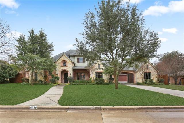 4236 Bobbitt Drive, Dallas, TX 75229 (MLS #14016192) :: RE/MAX Landmark
