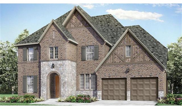 3871 Idlebrook Drive, Frisco, TX 75034 (MLS #14016276) :: The Sarah Padgett Team