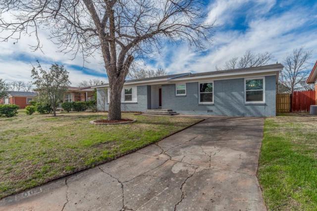 2002 Bridge Avenue, Abilene, TX 79603 (MLS #14016288) :: Kimberly Davis & Associates