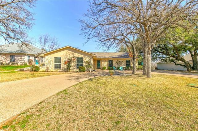 5115 Fairway Circle, Granbury, TX 76049 (MLS #14016433) :: The Chad Smith Team