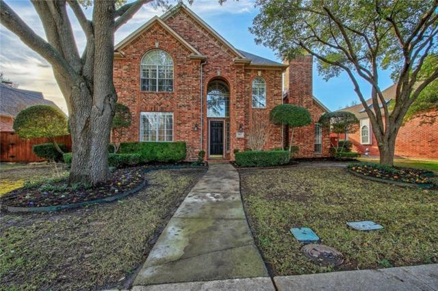 803 Twin Creeks Drive, Allen, TX 75013 (MLS #14016981) :: RE/MAX Town & Country