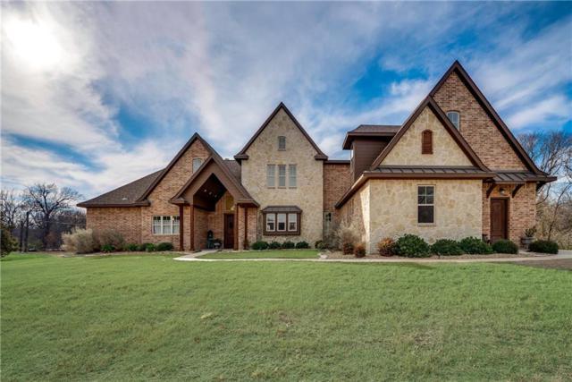 4908 Argyle Lane, Denton, TX 76226 (MLS #14016998) :: Kimberly Davis & Associates