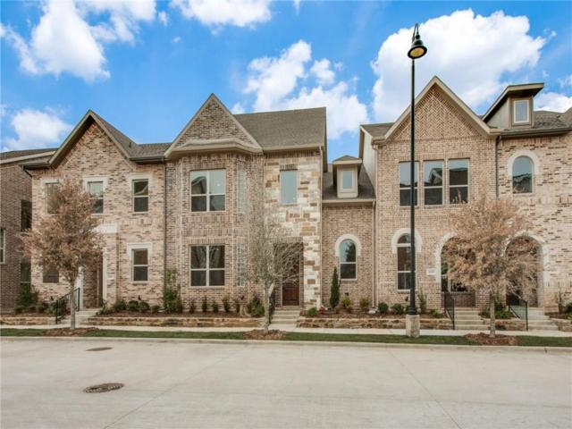 4145 Broadway Avenue, Flower Mound, TX 75028 (MLS #14017255) :: Real Estate By Design