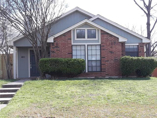 7156 Fire Hill Drive, Fort Worth, TX 76137 (MLS #14017888) :: Real Estate By Design