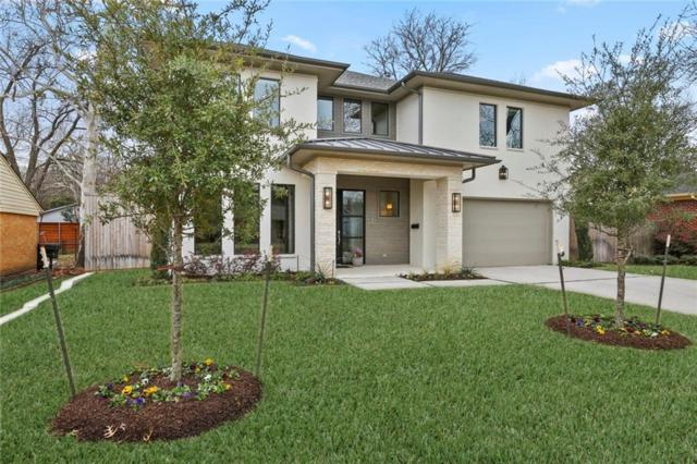 431 Blanning Drive, Dallas, TX 75218 (MLS #14017890) :: The Good Home Team