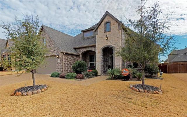 961 Rustic Lane, Prosper, TX 75078 (MLS #14017970) :: Kimberly Davis & Associates