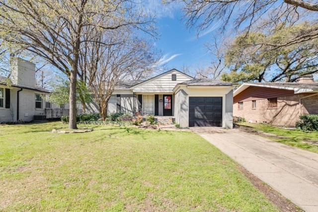 4307 Skillman Street, Dallas, TX 75206 (MLS #14018044) :: Robbins Real Estate Group