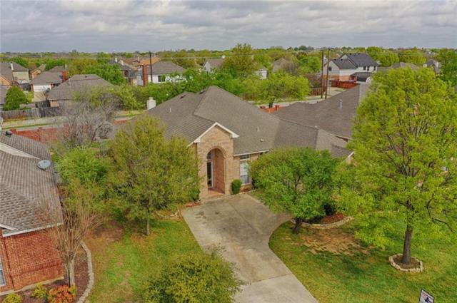 16 Enchanted Court, Mansfield, TX 76063 (MLS #14018322) :: The Chad Smith Team