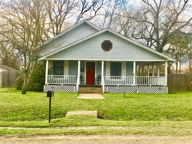 600 NW 2nd Street, Hubbard, TX 76648 (MLS #14018340) :: RE/MAX Town & Country