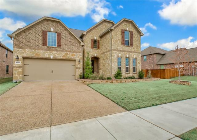 9880 Baltic Lane, Frisco, TX 75035 (MLS #14018533) :: Kimberly Davis & Associates