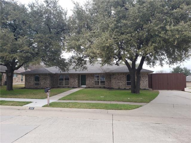 3401 Bonniebrook Drive, Plano, TX 75075 (MLS #14018618) :: The Good Home Team