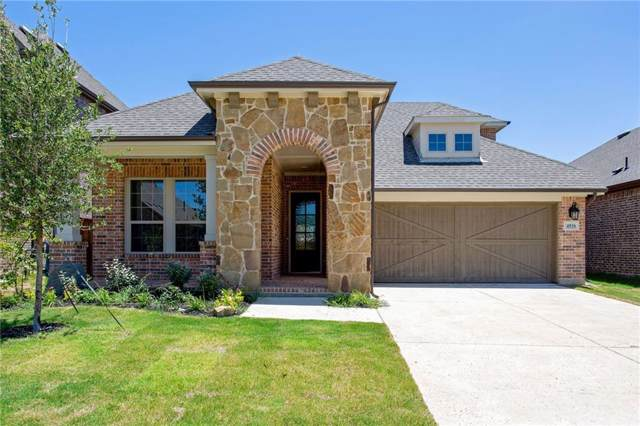 4936 Campbeltown Drive, Flower Mound, TX 75028 (MLS #14018714) :: Real Estate By Design