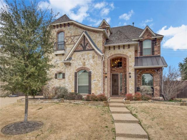 2080 San Andres Drive, Frisco, TX 75033 (MLS #14018786) :: RE/MAX Landmark