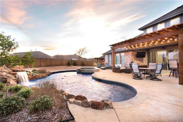 8401 Ardsley Place, Mckinney, TX 75072 (MLS #14018996) :: Kimberly Davis & Associates