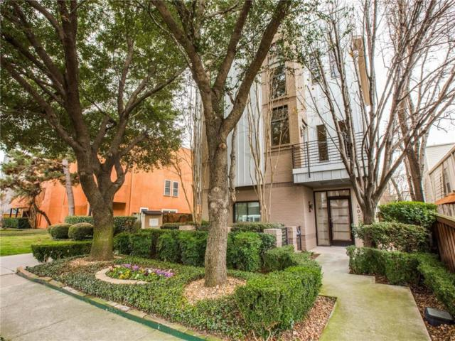 4023 Gilbert Avenue, Dallas, TX 75219 (MLS #14019217) :: Real Estate By Design