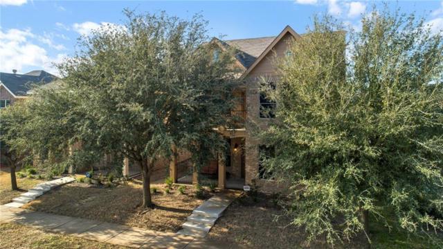 255 Haywood Mews, Lancaster, TX 75146 (MLS #14019408) :: RE/MAX Landmark