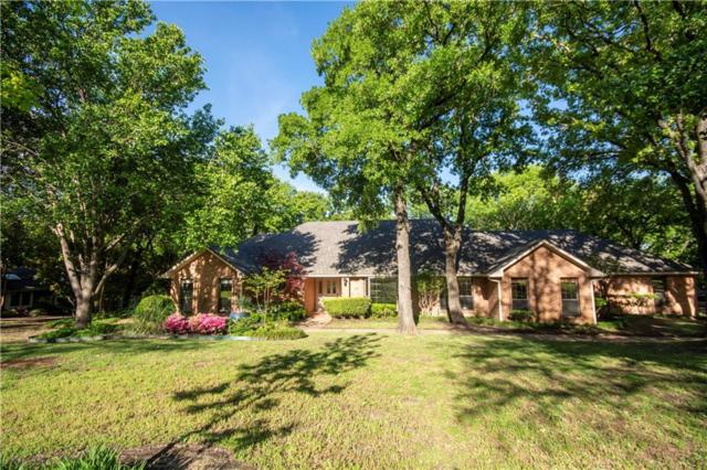 3907 Ridgecrest Drive, Flower Mound, TX 75022 (MLS #14019457) :: The Hornburg Real Estate Group