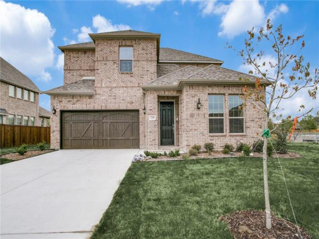 2109 Falcon Ridge Drive, Mansfield, TX 76063 (MLS #14019940) :: The Tierny Jordan Network