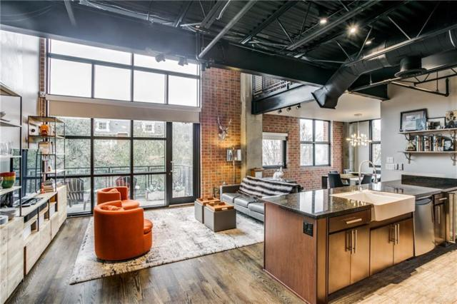 3110 Thomas Avenue #313, Dallas, TX 75204 (MLS #14020015) :: The Heyl Group at Keller Williams
