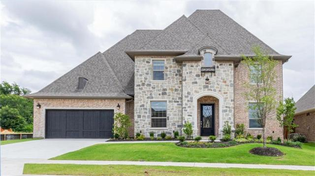 2400 Grafton Lane, Mckinney, TX 75071 (MLS #14021100) :: Kimberly Davis & Associates