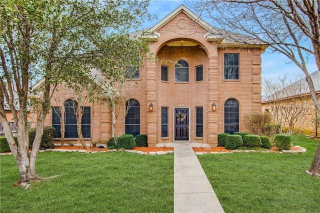 4222 Oak Mount Drive, Carrollton, TX 75010 (MLS #14021142) :: Van Poole Properties Group