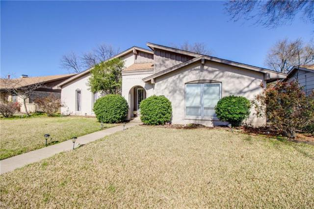 601 San Clemente Drive, Garland, TX 75043 (MLS #14021244) :: RE/MAX Town & Country