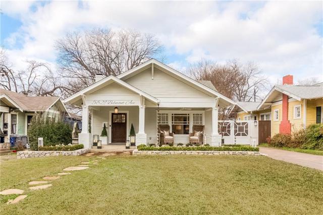 5829 Belmont Avenue, Dallas, TX 75206 (MLS #14021283) :: The Heyl Group at Keller Williams