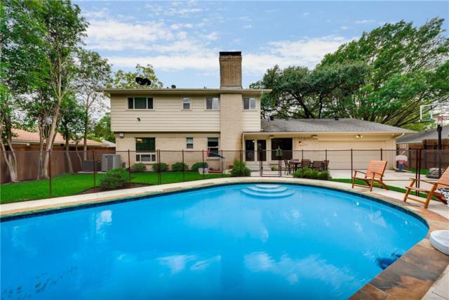 4959 Mill Run Road, Dallas, TX 75244 (MLS #14021804) :: The Good Home Team