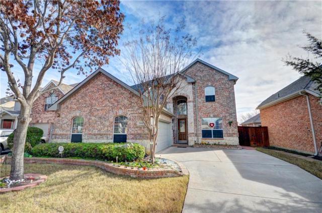 1101 Mason Street, Lantana, TX 76226 (MLS #14022313) :: Team Hodnett