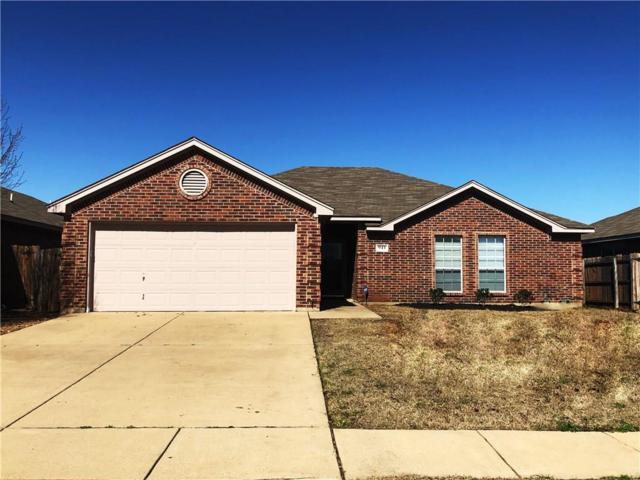 941 La Sierra Drive, Crowley, TX 76036 (MLS #14022358) :: Kimberly Davis & Associates