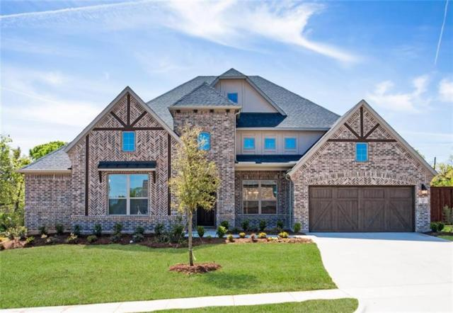 101 Chisholm Trail, Highland Village, TX 75077 (MLS #14022451) :: RE/MAX Town & Country