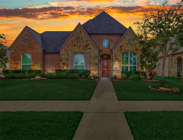 3316 Millbank, The Colony, TX 75056 (MLS #14022517) :: Van Poole Properties Group